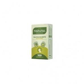 Palito de Dente Bambu c/100 Natural