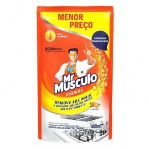 Limpador Mr. Músculo Cozinha SC400ml