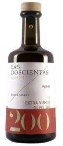 Azeite Las Docientas Picual Extra Virgem 250ml