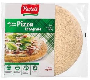 Massa p/ Pizza Integral Pavioli 150g