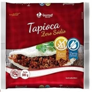 Tapioca Gourmet Zero Sódio / Zero Lactose / Zero Glúten 500g
