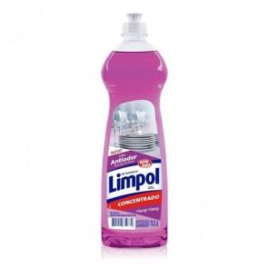 Detergente Gel Limpol Ylang-Ylang 511g