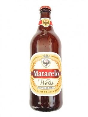 Cerveja Matarelo Weiss 600ml