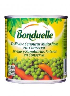 Ervilha/Cenoura Bonduelle 265g