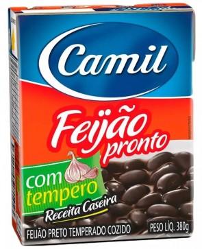 Feijão Pronto Camil Temperado 380g