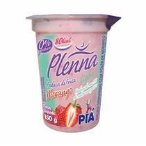Iogurte Plenna Pedaços de Morango Piá 150g