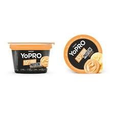 Iogurte Danone Yopro 15g High Protein Banana com Pasta de Amendoim 160g