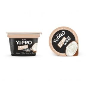 Iogurte Danone Yopro 15g High Protein Coco Cremoso 160g