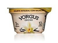 Iogurte Yorgus Grego Integral com Baunilha 130g