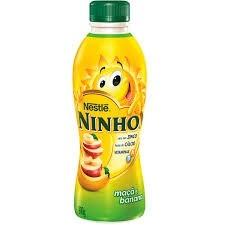 Iogurte Ninho Mac/ban  850g