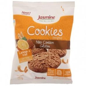 Cookies Jasmine Sem Glúten Laranja e Mel 150g