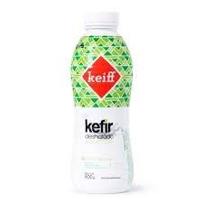 Kefir Keiff Desnatado s/Açúcar Z.Lactose 500g