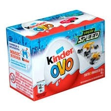 Kinder Ovo Speed c/ 2 unidades 40g