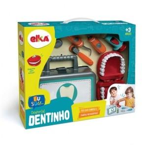 Kit Doutor Dentinho/ Dodói Maleta Elka