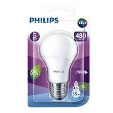 Lâmpada Led 4,5w 480LM BR Philips Luz Fria