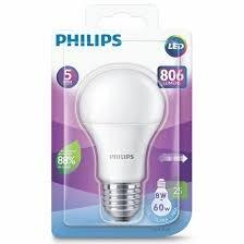 Lâmpada Led Philips a60 BR 8w