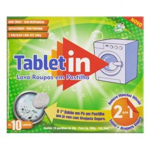 Lava Roupa Pastilha Tablet In 300g
