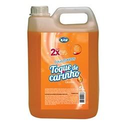 Lava Roupa Liquido Toque de Carinho Glicerina 5L