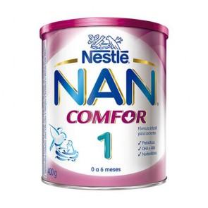 Leite em Pó NAN Comfor Nestle 400g