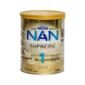 Leite em Pó NAN Supreme Nestle 800g