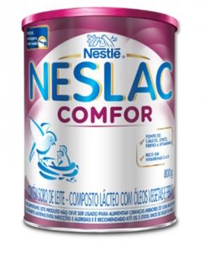 Leite em Pó Neslac Comfor Nestle 800g
