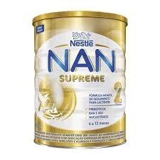 Leite em Pó NAN Supreme 2 800g