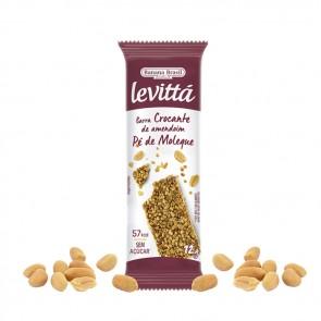 Barra de Cereal Pe de Moleque Levitta 12g