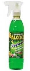Limpador Brilholac Alcool Fresh 500ml