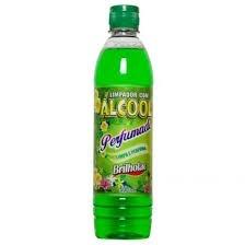 Limpador Brilholac Alcool Fresh refil 500ml