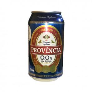 Cerveja Província Sem Álcool 350 ml