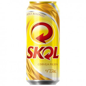Cerveja Skol Pilsen 473 ml