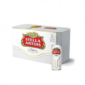 Cerveja Stella Artois pack com 8 de 310ml