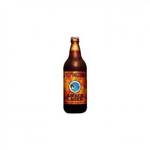 Cerveja Tupiniquim Amber Lager 600 ml