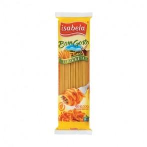Massa Espaguete com ovos Isabela 500g