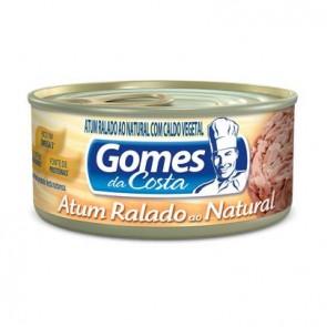 Atum Ralado ao Natural Gomes da Costa 170 g