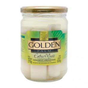 Palmito Pupunha Extra Macio Golden 270 g