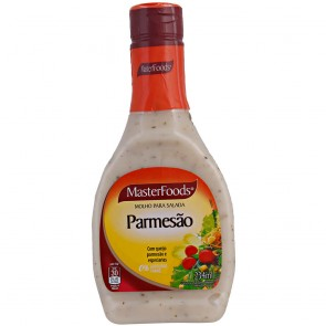 Molho para Salada Masterfoods Parmesão 234 ml
