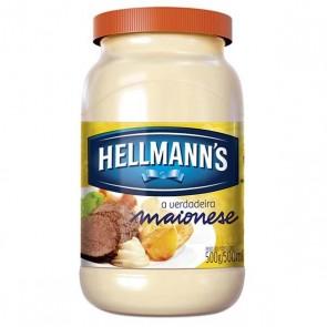 Maionese Tradicional Hellmanns 500g