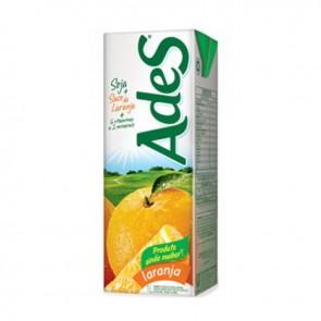 Suco de Soja Ades Laranja 1 litro