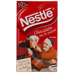 Chocolate em pó Nestle 200g