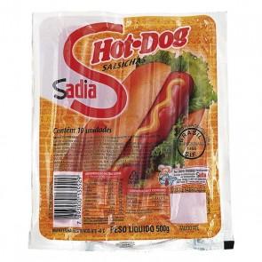 Salsicha Hot Dog Sadia 500g
