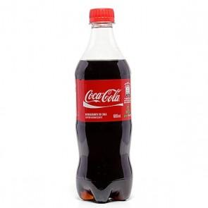 Coca-Cola Garrafa 600 ml