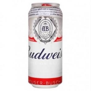 Cerveja Budweiser Latão 473ml