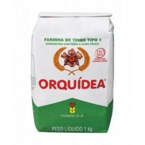 Farinha de trigo T1 Orquidea 1 kg