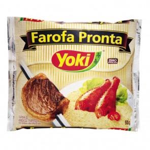 Farofa Pronta Trad Yoki 500g