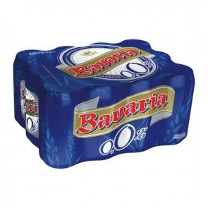 Cerveja Bavaria 0,0% Alcool pack 12 x 350 ml