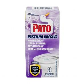 Pastilha Adesiva Lavanda c/4 Pato