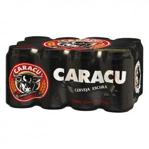 Cerveja Caracu pack 12 x 350 ml