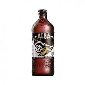 Cerveja Coruja Alba Weizer 500 ml