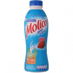 Molico Zero Gorduras Morango 850 g